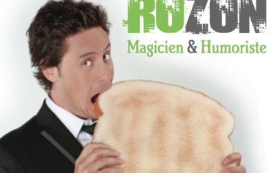 Martin Rozon: Magicien humoriste