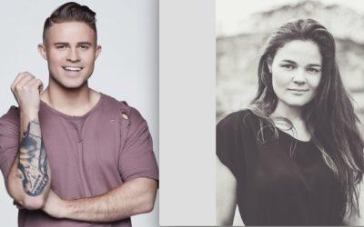 Duo Valérie Boivin et Josh Adams