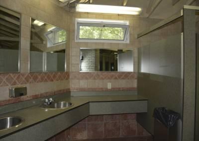 Bâtiment sanitaire - Lavabo